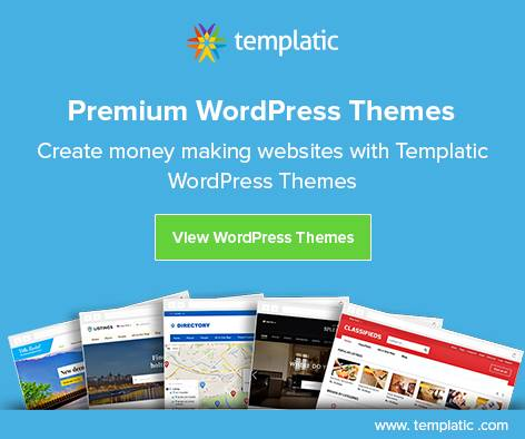 Templatic - Wordpress Themes